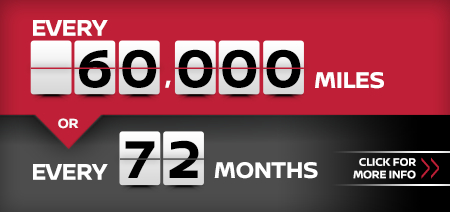 Click to research our 60k or 72 month service interval at Carr Nissan in Beaverton, OR