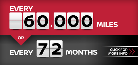 Browse our 60,000 Mile or 72 Month Premium Upgrade Service at Carr Nissan in Beaverton, OR