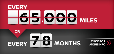 Click to research our 65k or 78 month service interval at Carr Nissan in Beaverton, OR
