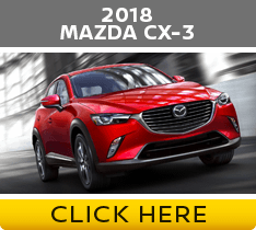 Click to view our 2018 Nissan Rogue vs 2018 Mazda CX-3 comparison