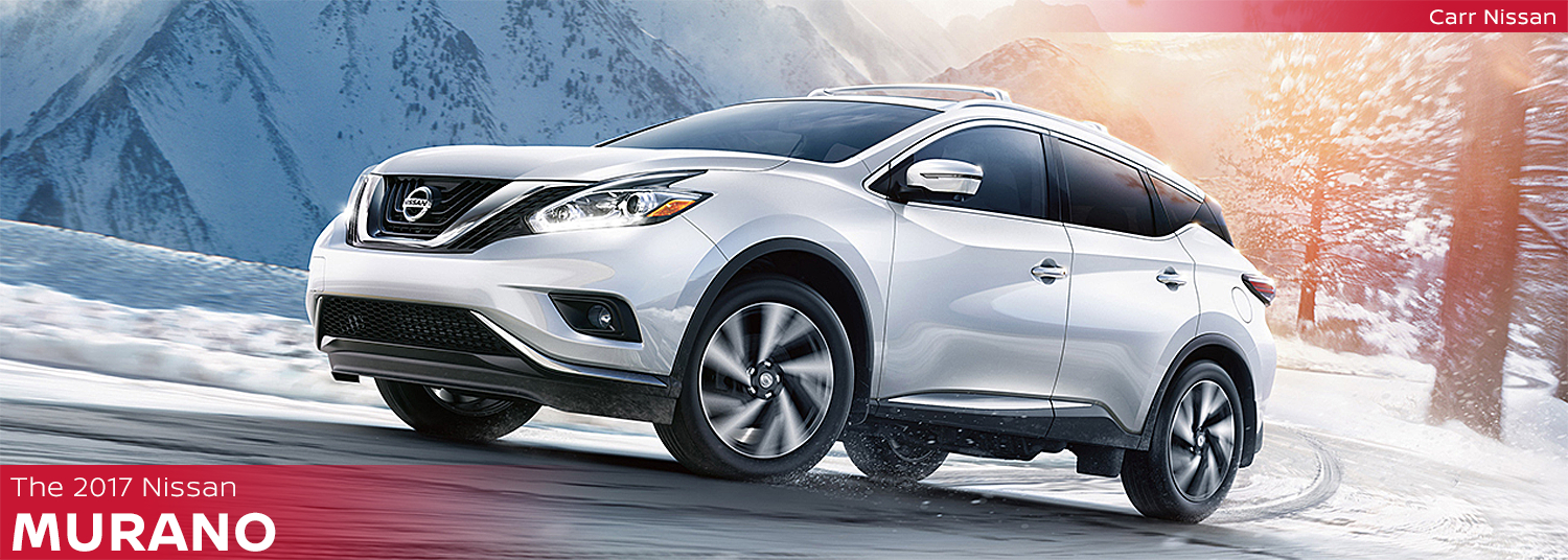 New 2017 Nissan Murano Model Page Information