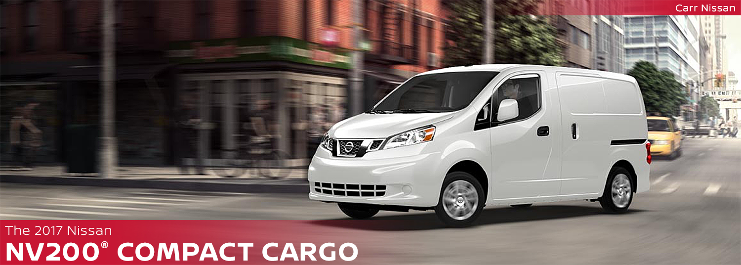 2017 Nissan NV200 Compact Cargo Model Details in Beaverton, OR