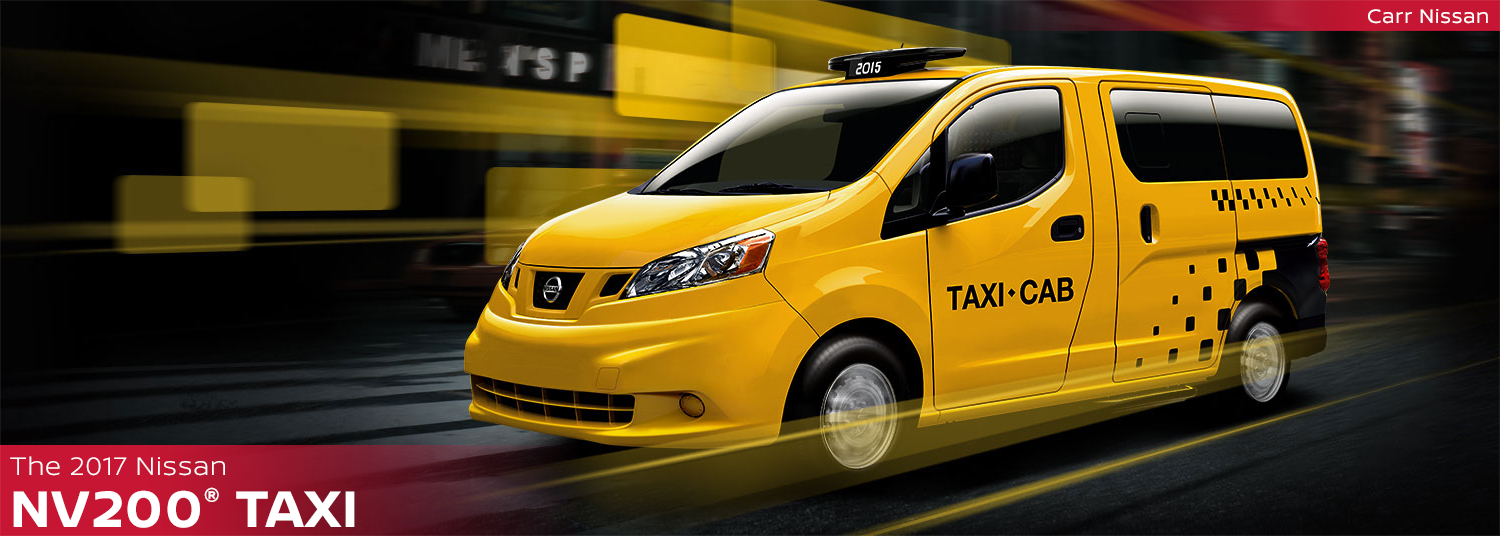 2017 Nissan NV200 Taxi Model Details in Beaverton, OR