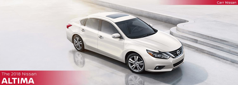 2018 Nissan Altima sedan model research information in Beaverton, OR