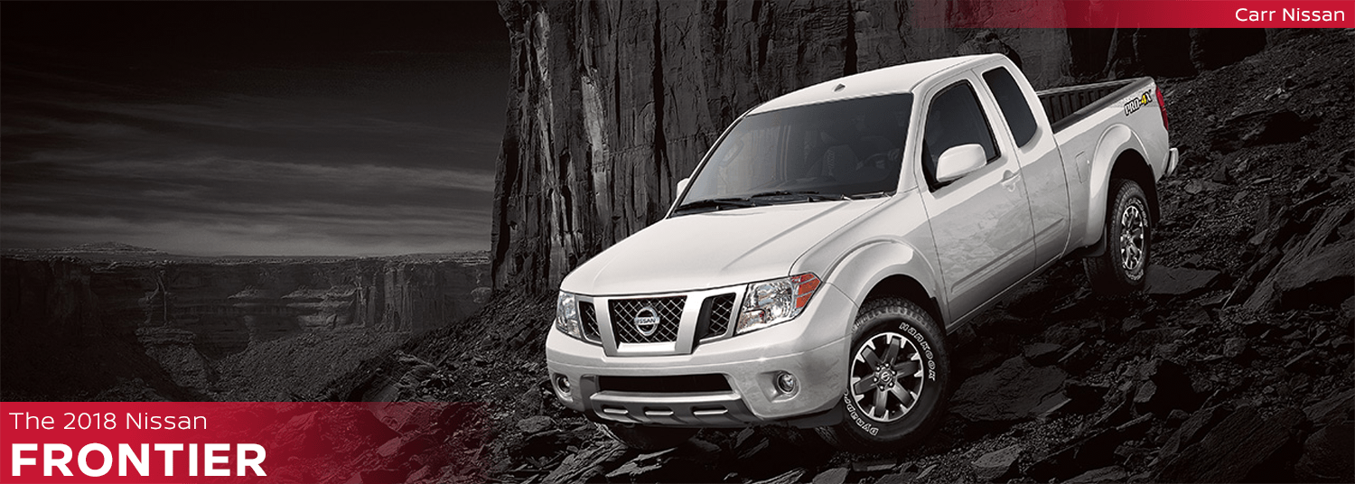 2018 Nissan Frontier midsize truck information in Beaverton, OR