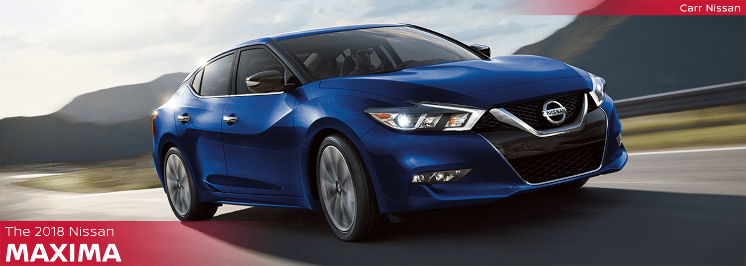 2018 Nissan Maxima Midsize Sedan Research Information in Beaverton, OR