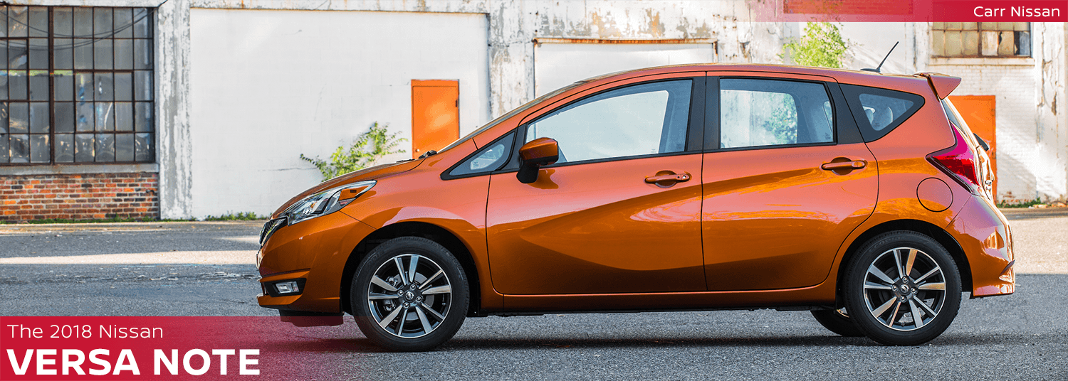 2018 Nissan Versa Note subcompact hatchback model research in Beaverton, OR