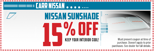 Nissan sunshade parts special serving Tigard, OR