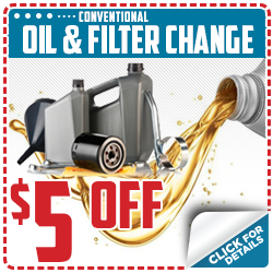 Nissan Conventional Oil Change Service Special Serving Portland, OR