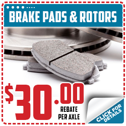 Nissan Brake Service Special in Beaverton, OR