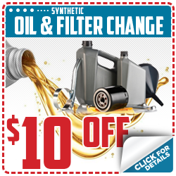 Nissan Synthetic Oil Change Service Special in Beaverton, OR