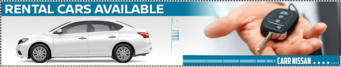 Nissan Rental Car Service Special in Beaverton, OR