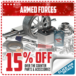 Click To View Our Armed Forces Parts Special At Carr Nissan In Beaverton, OR