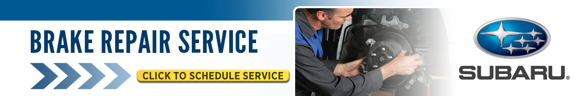 Subaru Brake Service & Repair Information in Beaverton, OR