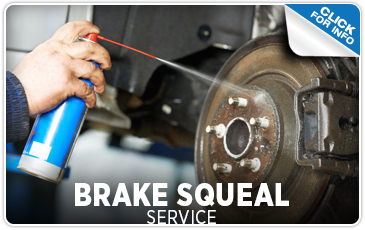 Click to learn more about our brake squeal service at Carr Subaru in Beaverton, OR