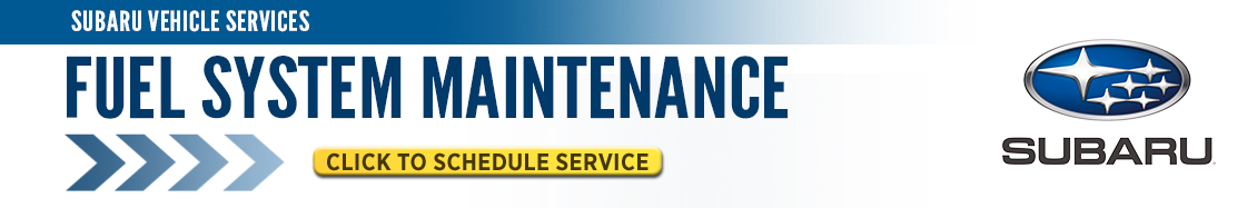 Click here to schedule your next Subaru fuel system maintenance service in Beaverton, OR