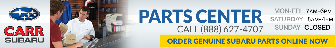 Subaru Parts Center in Beaverton, OR