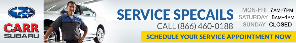 Beaverton Subaru Service Specials Oregon