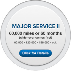 Subaru 60 000 mile service