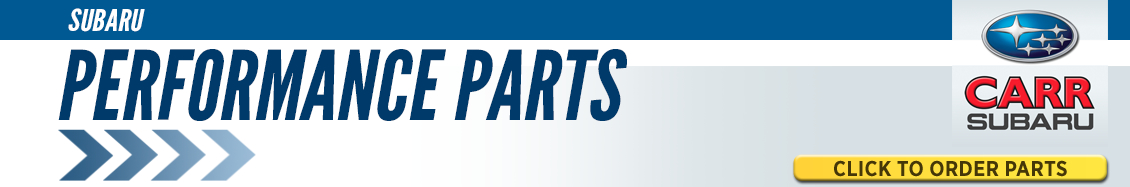 Performance Subaru STI Parts in Beaverton, OR