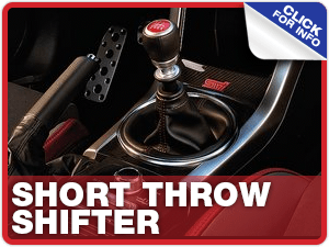 Click to view our STI Short Throw Shifter information at Carr Subaru in Beaverton, OR