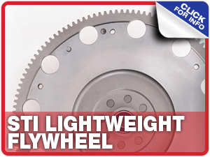 Click to learn more about Subaru STI Lightweight Flywheel performance parts in Beaverton, OR