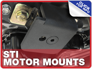 Click to research our STI motor mounts at Carr Subaru in Beaverton, OR