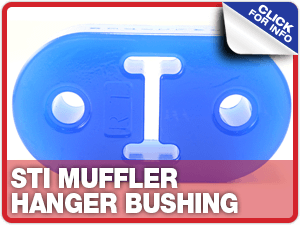 Click to view our STI muffler hanger bushing information at Carr Subaru in Beaverton, OR