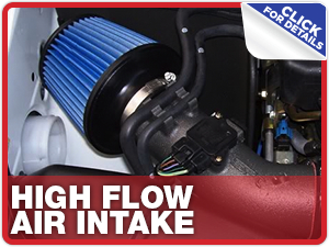 Click to learn more about Subaru Performance High-Flow Air Intake parts in Beaverton, OR