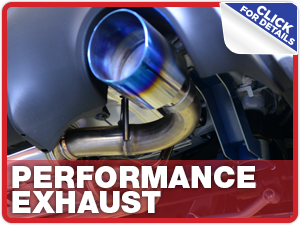 Click to learn more about Subaru Performance Exhaust Systems performance parts in Beaverton, OR