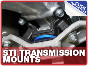 Click to learn more about Subaru STi Transmission Mounts performance parts in Beaverton, OR