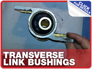 Click to learn more about Subaru Transverse Links Bushings performance parts in Beaverton, OR