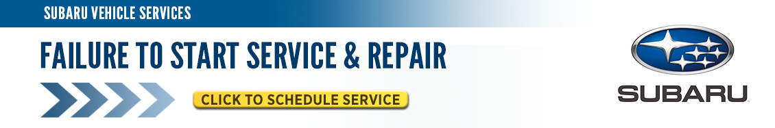 Failure to Start Service and Repair Information at Carr Subaru in Beaverton, OR