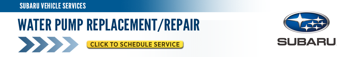 Water Pump Replacement and Repair Information at Carr Subaru in Beaverton, OR