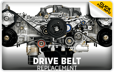 Click to learn more about Subaru drive belt replacement service in Beaverton, OR