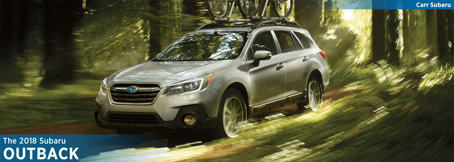 2018 Subaru Outback model SUV research in Beaverton, OR