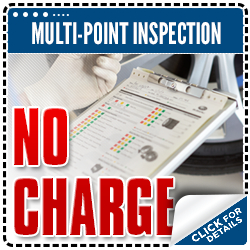 Complimentary Subaru Multi-Point Inspection Subaru Carr Portland Oregon