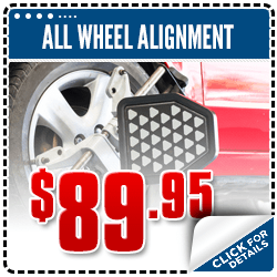 Click to view our Subaru all-wheel alignment service special in Beaverton, OR