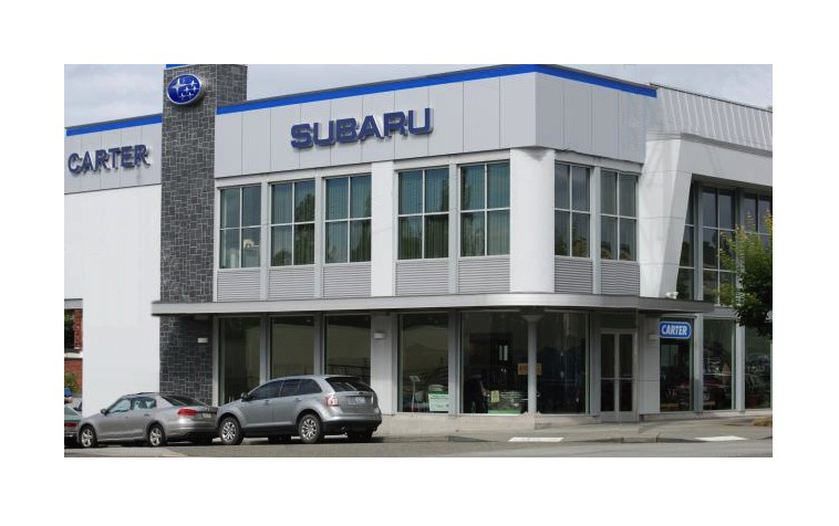 carter subaru ballard new subaru dealership in seattle autos post. Black Bedroom Furniture Sets. Home Design Ideas