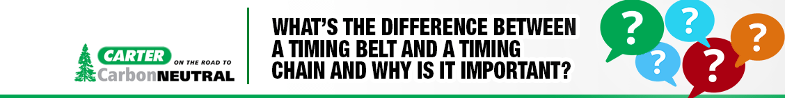 Timing Belt or Timing Chain: Which One Does My Car Have? Subaru FAQs