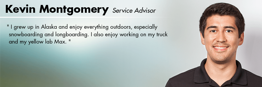 Kevin Montgomery - Service Advisor at Carter Subaru  Ballard in Seattle, WA