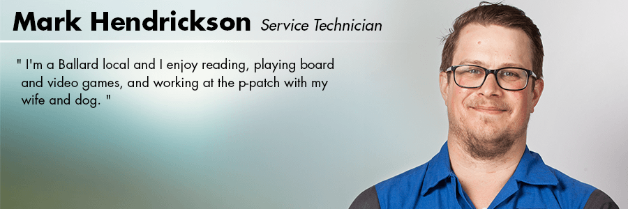 Mark Hendrickson - Service Technician at Carter Subaru Ballard in Seattle, WA