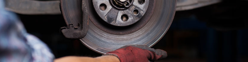 Subaru front brake rotor replacement service from Carter Subaru Ballard serving Seattle, WA