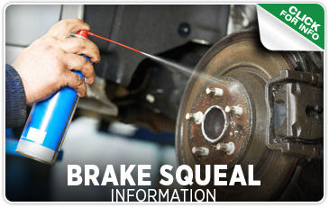 Click to view our brake squeal service serving Seattle, WA