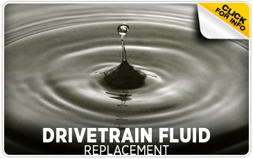 Click to view our drivetrain fluid exchange interior & exterior repair in Seattle, WA