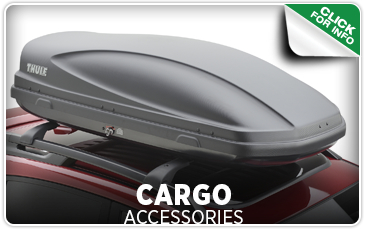 Click to learn more about our Subaru cargo accessories in Seattle, WA