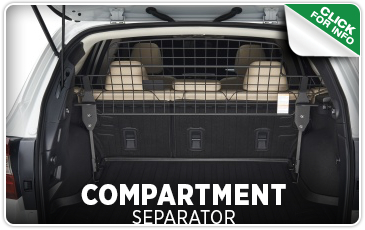 Click to learn more about our Subaru compartment separator in Seattle, WA