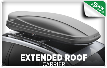 Click to learn more about genuine Subaru extended roof carriers available in Seattle, WA