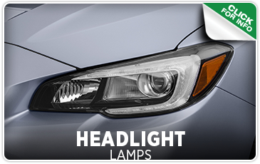 Click to learn more about genuine Subaru headlight lamps available in Seattle, WA