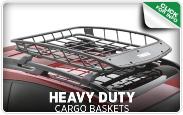 Click to learn more about genuine Subaru heavy duty cargo baskets available in Seattle, WA
